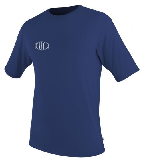 O'NEILL MENS RASH T SHIRT.PREMIUM SKINS UPF50+ SUN PROTECTION RASH TOP 8S 7SA A3